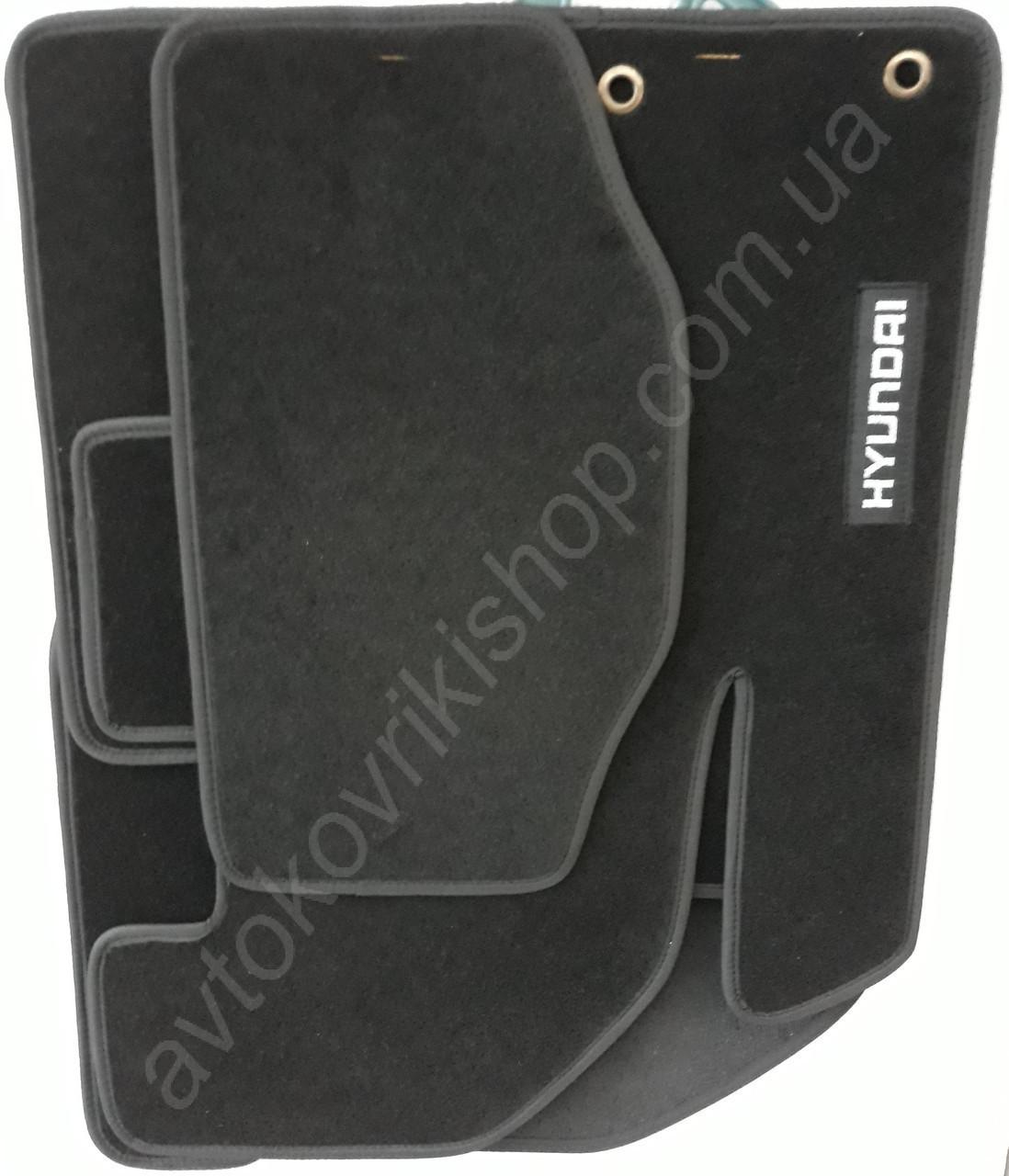 Ворсовые коврики Hyundai ix35 (LM) 2010- CIAC GRAN