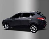 Hyundai ix35 2008- Нижний молдинг стекла 4шт
