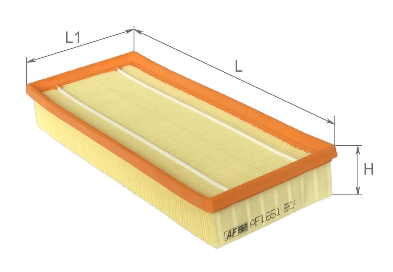 Фильтр воздушный Alpha Filter AF1651 (AP 074/3)