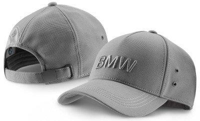 Бейсболка BMW Cap Wordmark, Space Grey