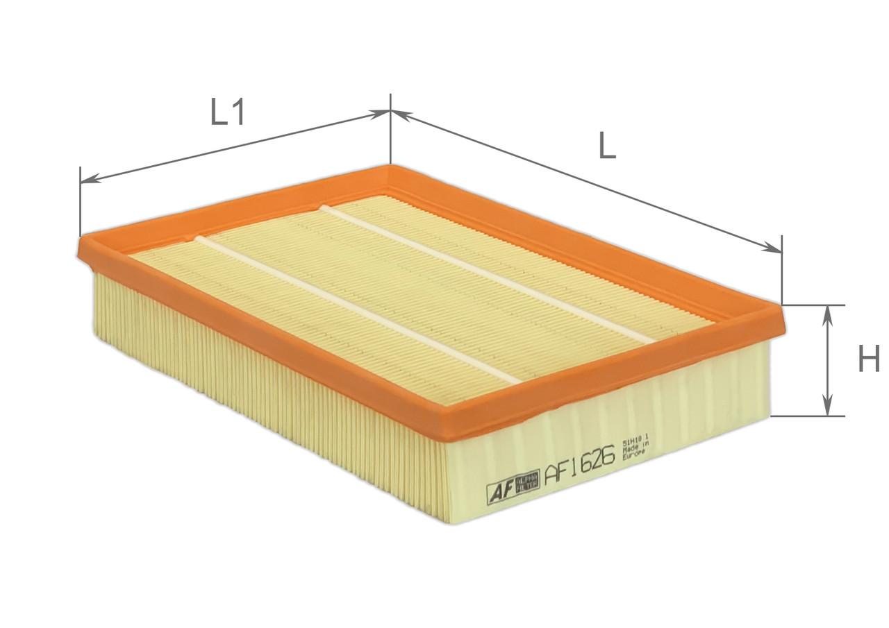 Фильтр воздушный Alpha Filter AF1626 (AP 074/4)