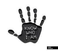 #Л001 - Ладонь Know Who I Am