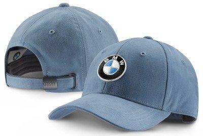 Бейсболка BMW Logo Cap, Steel Blue