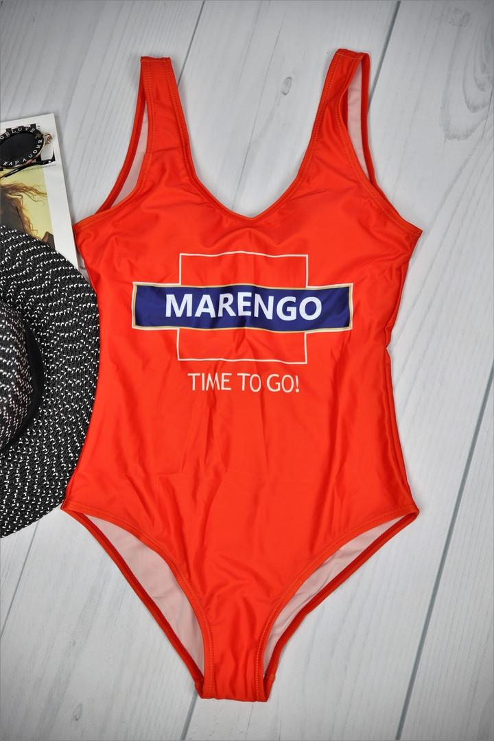Слитный купальник Marengo