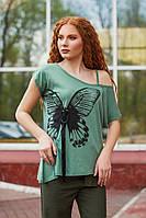 "Стильная футболка "" Бабочка "" Dress Code, фото 1"