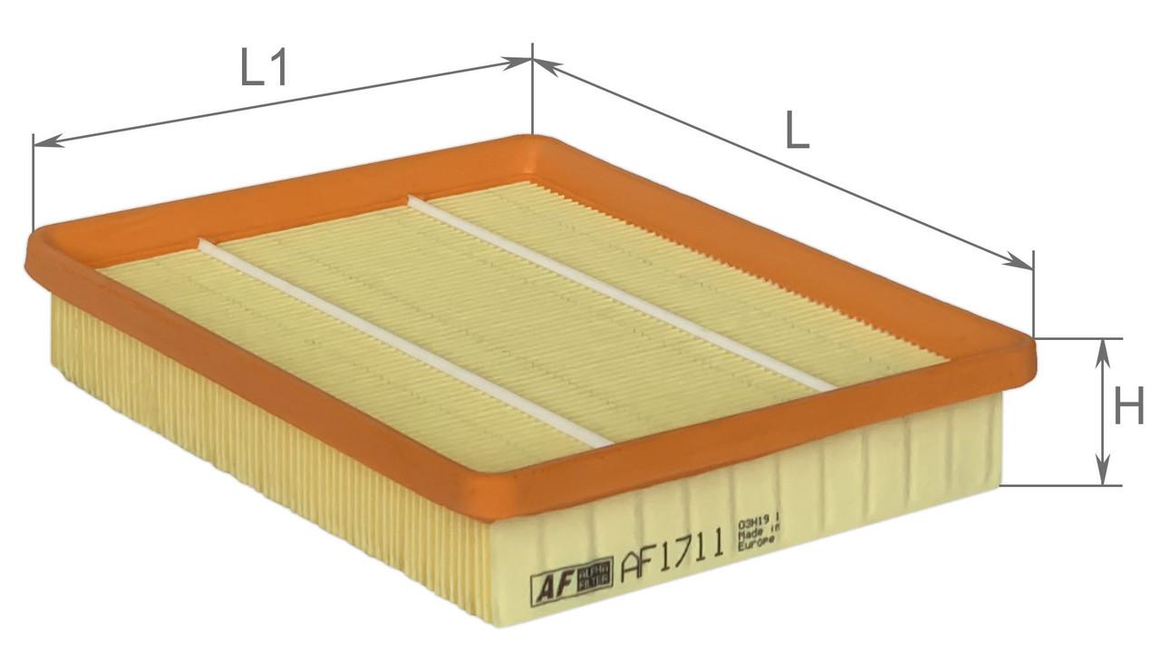 Фильтр воздушный Alpha Filter AF1711 (AP 108/3)