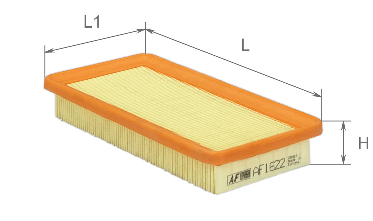 Фильтр воздушный Alpha Filter AF1622 (AP 108/4)