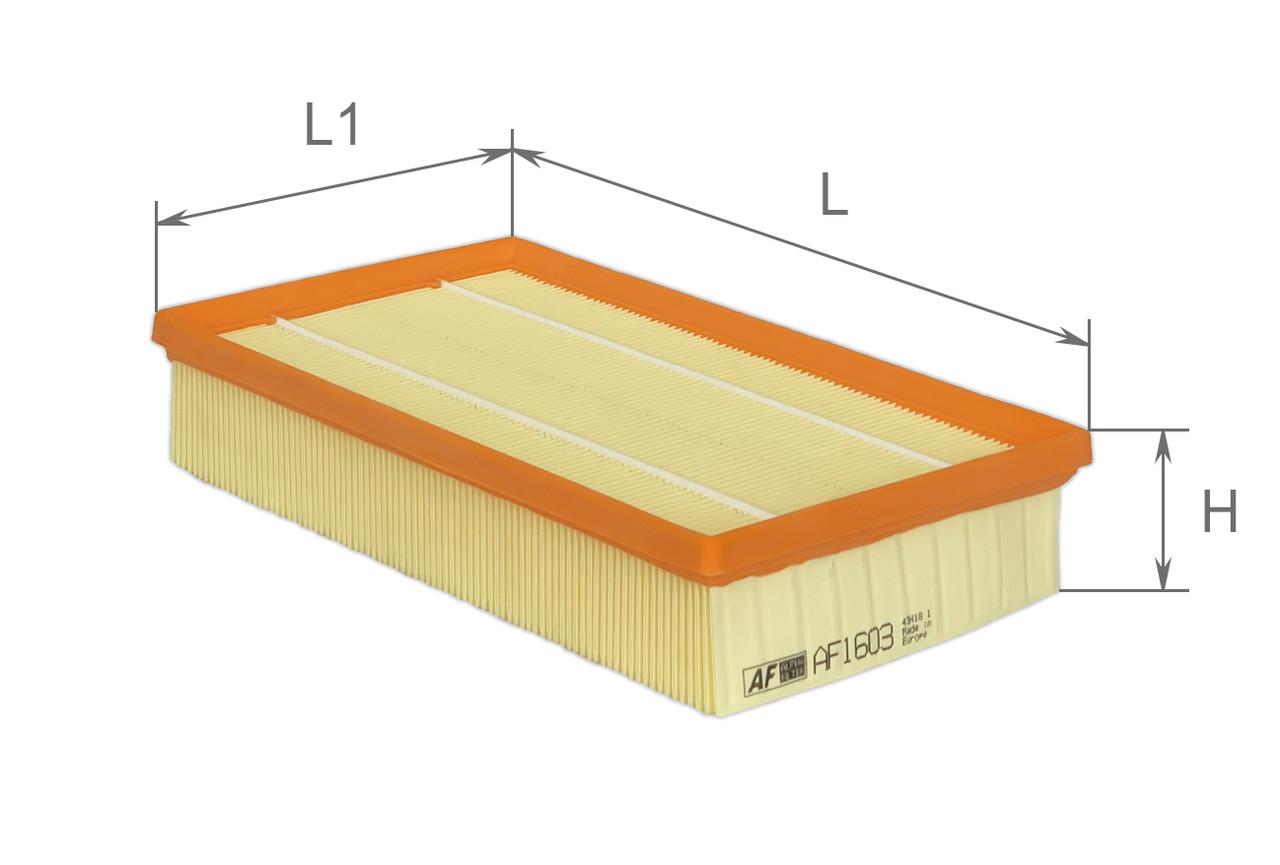 Фильтр воздушный Alpha Filter AF1603 (AP 118/4)