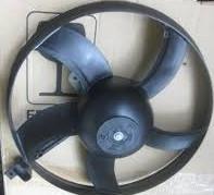 Мотор радиатора Seat Ibiza 12-16 16V