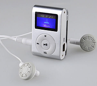 MP3 плеер FM Silver
