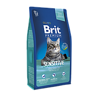 Корм Brit Premium Cat Sensitive