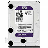 Жесткий диск Western Digital Purple 3TB 64MB WD30PURX 3.5 SATA III