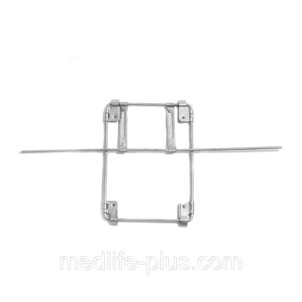 Рамки для крепления и сушки рентгеновских пленок (размер 18 х 24 см)