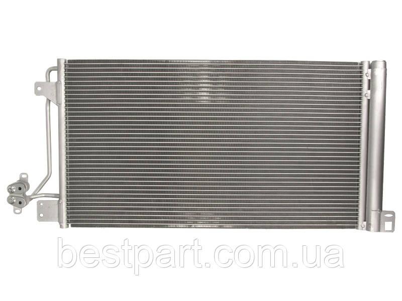 Радіатор кондиціонера VW MULTIVAN V, TRANSPORTER V 1.9TDI-3.2 V6 04.03-