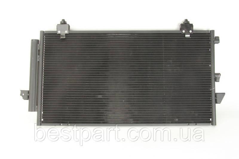 Радіатор кондиціонера TOYOTA RAV 4 II 1.8/2.0i/2.0D 06.00-11.05