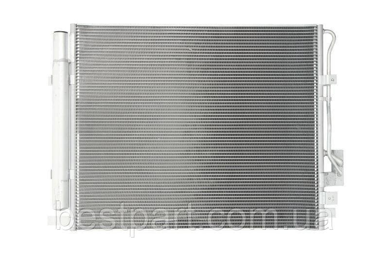 Радіатор кондиціонера KIA SORENTO II 2.0D/2.2D 11.09-