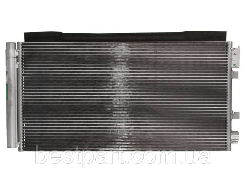 Радіатор кондиціонера RENAULT GRAND SCENIC III, MEGANE III, SCENIC III 1.2-2 (110520)