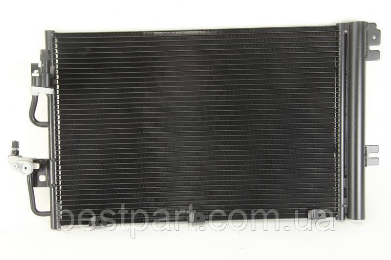Радіатор кондиціонера OPEL ASTRA H, ASTRA H GTC, ZAFIRA B 1.2-1.8 01.04-04.15