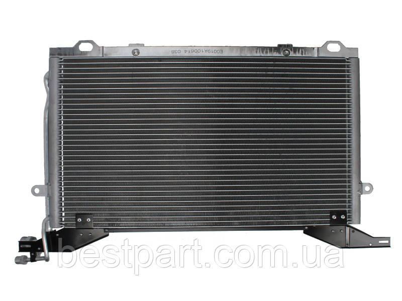 Радіатор кондіціонера MERCEDES E (W210) 2.5-3.2 D 12.96-03.03