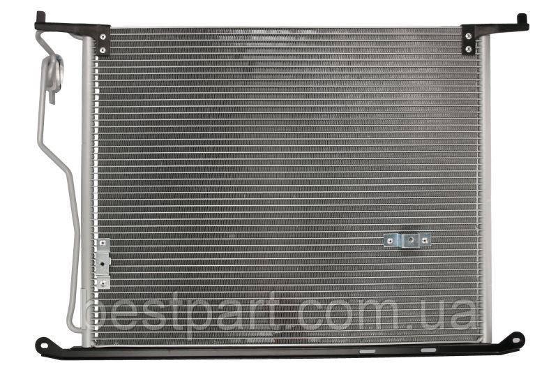 Радіатор кондиціонера MERCEDES S/SL/CL-CLASSE 98-06