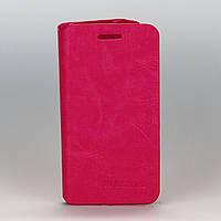Чехол-книжка Pink Elegance розовый для Samsung G350E Galaxy Star Advance