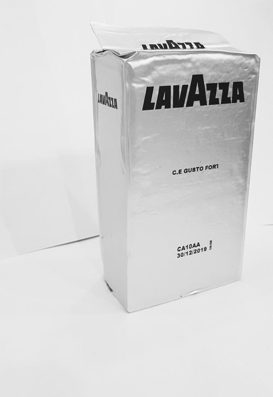 Кофе молотый Lavazza Crema e Gusto Forte 250 г в экономной упаковке