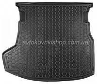 Резиновый коврик багажника Toyota Corolla 2013- (седан) Avto-Gumm
