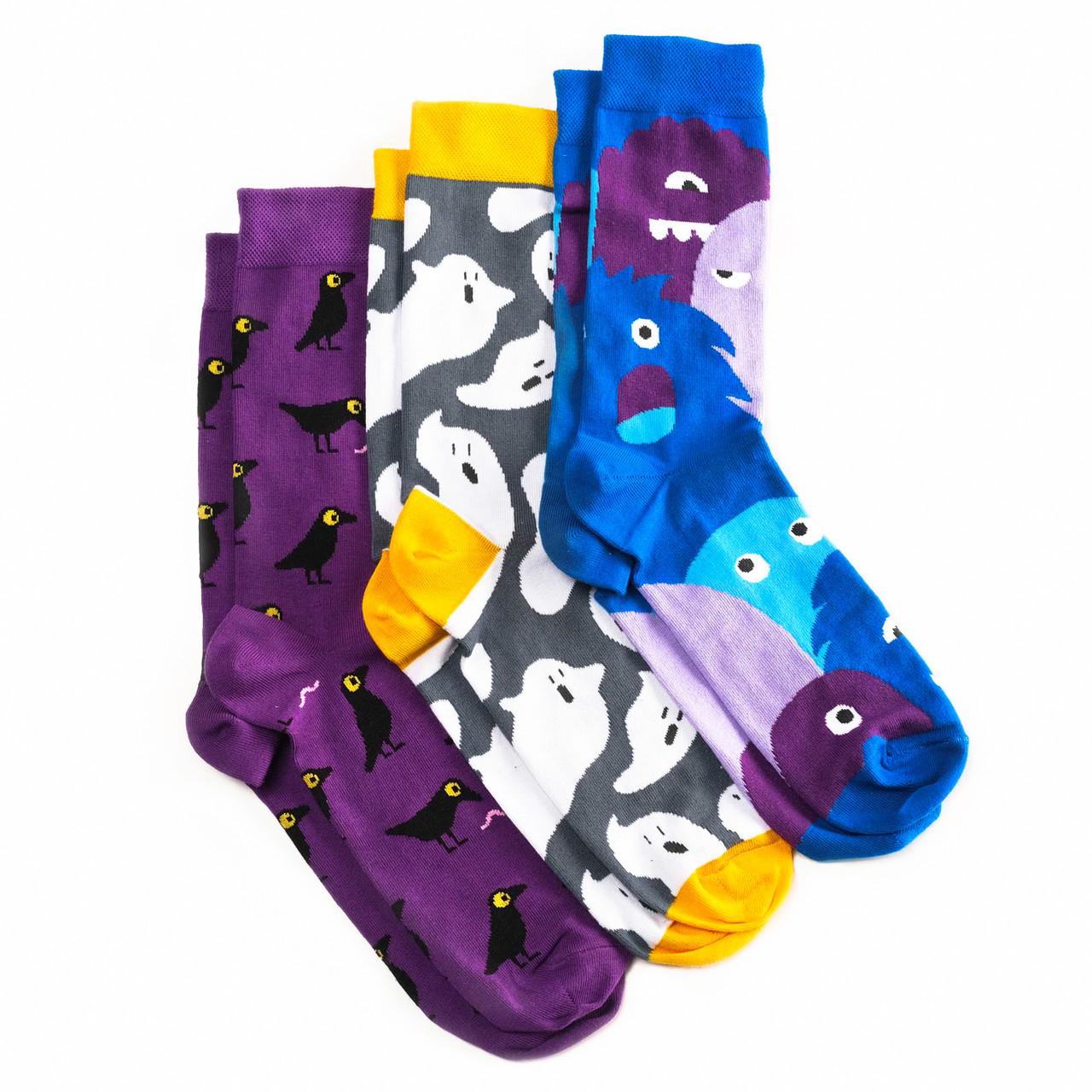 Шкарпетки Dodo Socks набір Babaiko 42-43, 3 шт