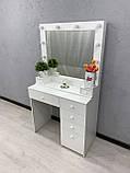 Стол для визажиста с подсветкой V410, фото 4