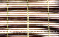 Рулонные бамбуковые шторы BRU-123 150х160 см