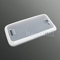 Keva Чехол-накладка силикон+TPU HTC One X (s720e)