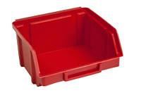 Ящик складской 703 для хранения метизов красный, фото 1