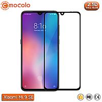 Защитное стекло Mocolo Xiaomi Mi 9 SE (Black) - Full Glue, фото 1