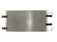 Радіатор кондиціонера OPEL VIVARO; RENAULT TRAFIC II 2.5D 03.01- (110351)