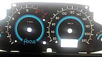 Шкалы приборов Ford Focus, фото 1