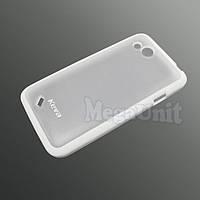 Keva Чехол-накладка силикон+TPU HTC Desire VC (t328d)