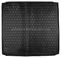Резиновый коврик багажника Ssang Yong Rexton 2006- Avto-Gumm