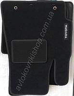 Ворсовые коврики Toyota Camry XV30 2002-2006 CIAC GRAN