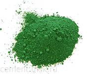 Сухой пигмент зелёный-5 грамм