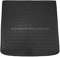 Резиновый коврик багажника Audi A4 B6 2000-2004 (универсал) Avto-Gumm