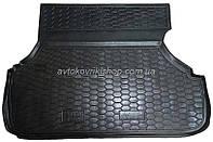 Резиновый коврик багажника Audi 100 1991-1994 (седан) Avto-Gumm