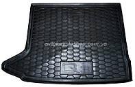 Резиновый коврик багажника Audi Q3 2011- Avto-Gumm
