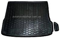 Резиновый коврик багажника Audi Q5 2009- Avto-Gumm