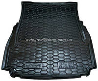 Резиновый коврик багажника BMW 5 (E39) 1995-2003 (седан) Avto-Gumm
