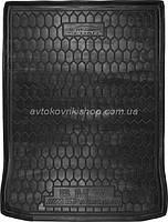 Резиновый коврик багажника BMW 5 G30 2017- (седан)(М- пакет) Avto-Gumm