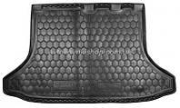 Резиновый коврик багажника Chery Tiggo (Т21) 2013- Avto-Gumm