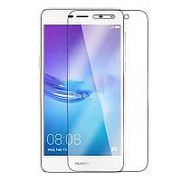 Защитное противоударное стекло для телефона  Huawei Y32017/Y32018 (Хуавей, стекло, стекло для смартфона)