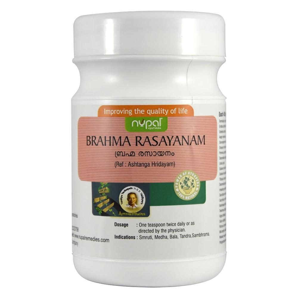 Брахма Расаяна эликсир молодости (Brahma Rasaayanam), 500 грамм - Аюрведа премиум качества