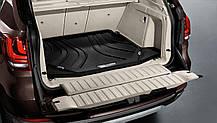 Килимок багажника BMW X5 (F15) 2013- (5 місць) Stingray