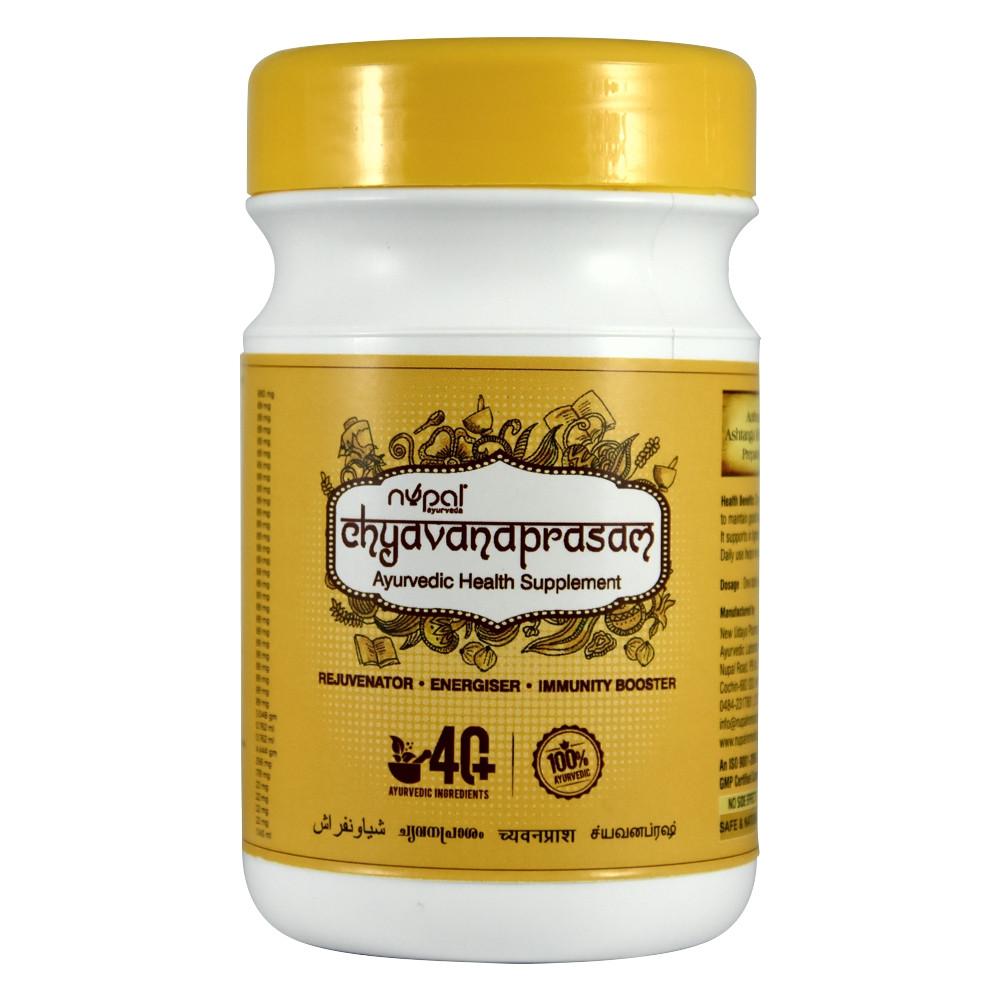 Чаванпраш (Chyavanprasam, Nupal), 500 грамм джем здоровья - Аюрведа премиум